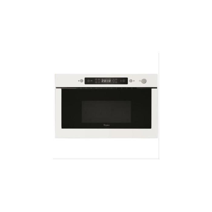 MICRO-ONDES Micro-ondes encastrable, blanc, gril, Crisp, 22 L,