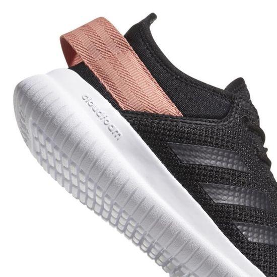 Adidas Flex Chaussures Néo Femme8 Pour Cloudfoam Course Qt Uk De KcuFl1J3T
