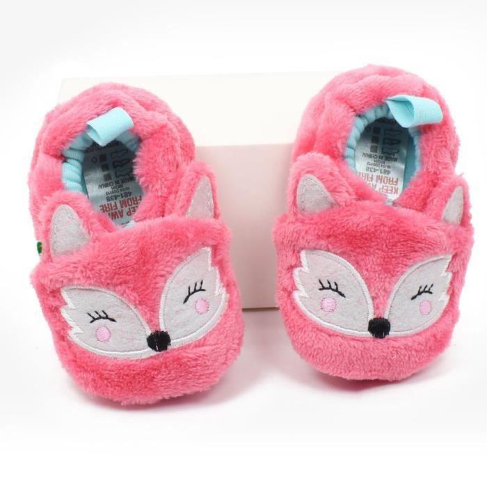 Baby Boy Soft infantile bébé nouveau-né chaussures de réchauffement