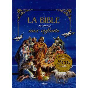 AUTRES LIVRES LA BIBLE RACONTEE AUX ENFANTS
