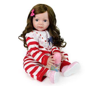 POUPON Réaliste Bébé Poupée 50cm Nouveau-Né Poupée Enfant