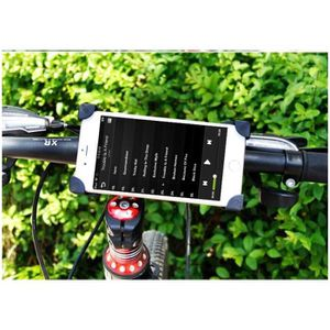 FIXATION - SUPPORT Support Smartphone Velo & Moto Noir WUN 24 Univers