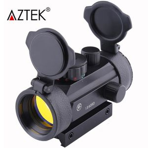 AZTEK® Télescope lunette de visée 1X40 le Red Dot miroir fusil de chasse efadcb8d3839
