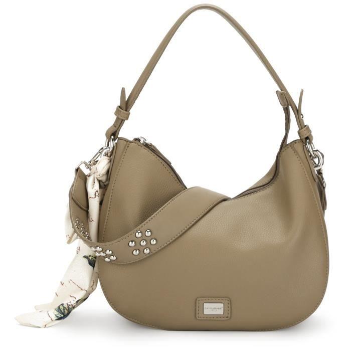 1295fcc3ce Sac à bandoulière pour femme à fermeture à glissière - sacs de selle ...