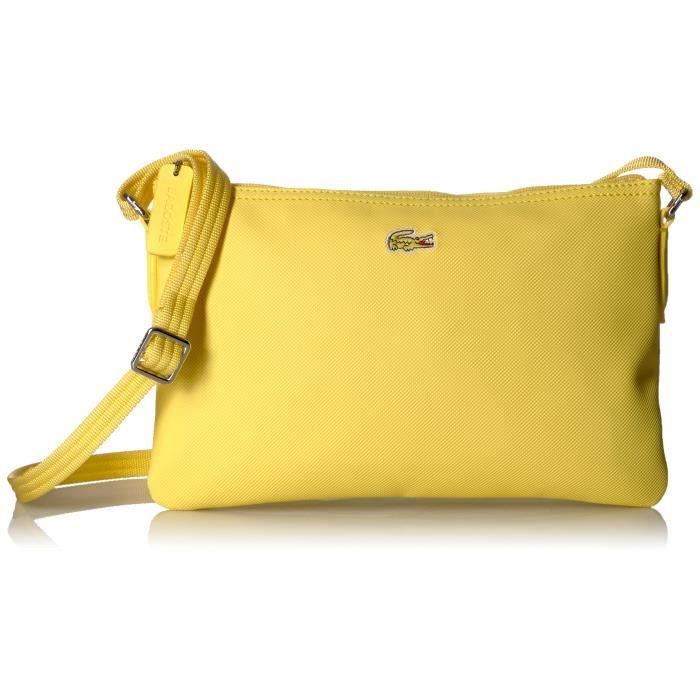 Lacoste L.12.12 Concept plat Sac Crossover UYX72