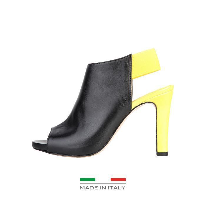 Versace - sandales à plateforme … Noir - Achat   Vente sandale - nu ... f5576d2bfe2