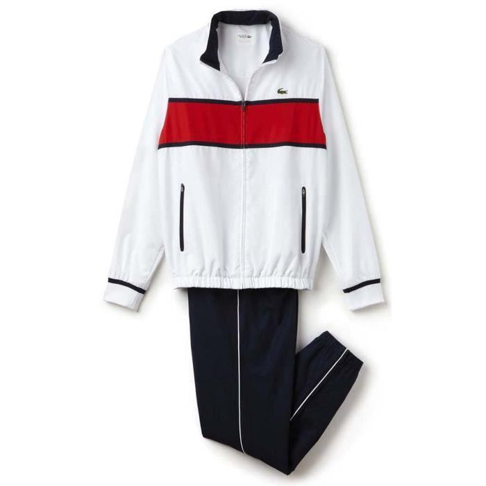 13fc9eae3e Vêtements homme Survêtements Lacoste Wh2081 Tracksuit Noir Noir ...