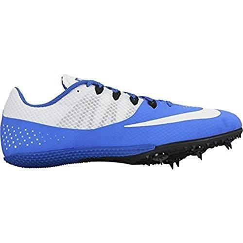 new concept 02027 b8282 Nike Zoom Rival S 8 Track Spike Shoes Racer Blue White Black Multi Sizes  Nwb BFQPG Taille-43