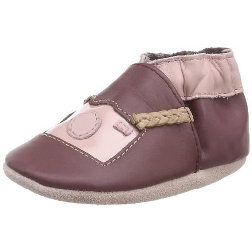 chaussons / pantoufles camera filles robeez 447790 21/22 Rose