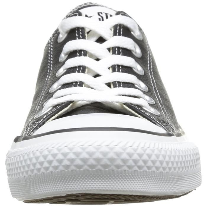 Converse Unisex Chuck Taylor All Star Low Top Leather Sneaker Y9QFA Taille-44