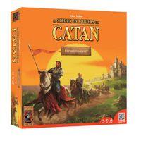 jeu apprentissage Colons de Catan villes et l'expansion des Chevaliers