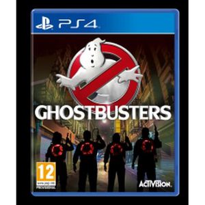 JEU PS4 Ghostbusters PS4