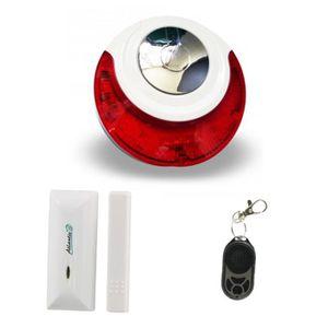 KIT ALARME Atlantic'S - Mini alarme sans fil 214 - Kit 1