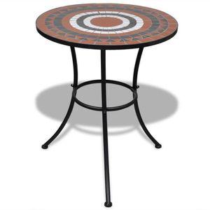 Table Mosaique Pas Cher.Table Mosaique De Jardin Achat Vente Pas Cher