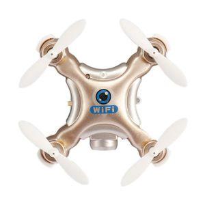 DRONE WSM60916083GD®Cadeau Cheerson Mini CX-10W-TX 2.4G