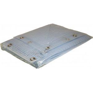 BACHE Bâche terrasse PVC 3x5 m en PVC 400g/m² - Bâche de