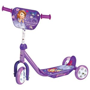 PATINETTE - TROTTINETTE PRINCESSE SOFIA Trottinette 3 Roues Enfant Fille