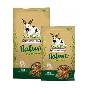 CROQUETTES Mélange varié riche en fibres Nature Fibrefood Cun