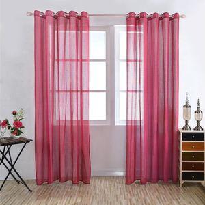 rideaux pour chambre a coucher achat vente pas cher. Black Bedroom Furniture Sets. Home Design Ideas