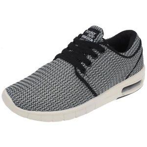 5fc14dd7de33 CHAUSSURES DE RUNNING Chaussures running mode Manhattan noir air - Treek