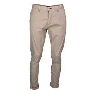 29d8ecc5fda9 PANTALON Pantalon chino Gant beige pour homme - Couleur  Gr