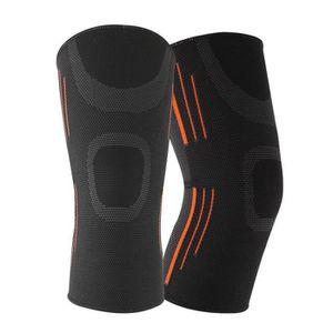 PROTÈGE-GENOU genou soutien élastique jambe de sport au genou ge
