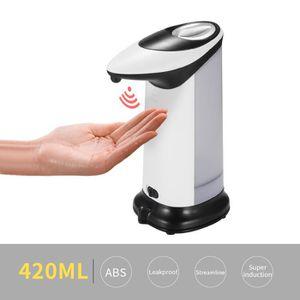 DISTRIBUTEUR DE SAVON 420ml Distributeur de savon Mural à détecteur de m