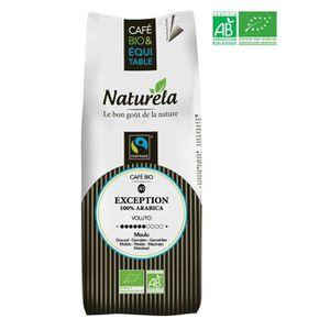 CAFÉ Naturela -250g- Café Exception 100% Arabica Équita