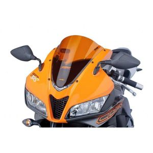 BULLE - SAUTE VENT Bulle Puig RACING colorée (4356) Honda CBR600RR 07