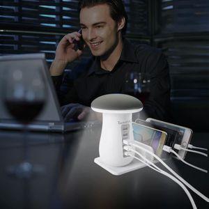 CHARGEUR TÉLÉPHONE TECHSTICK® Station de charge USB chargeur Charge R