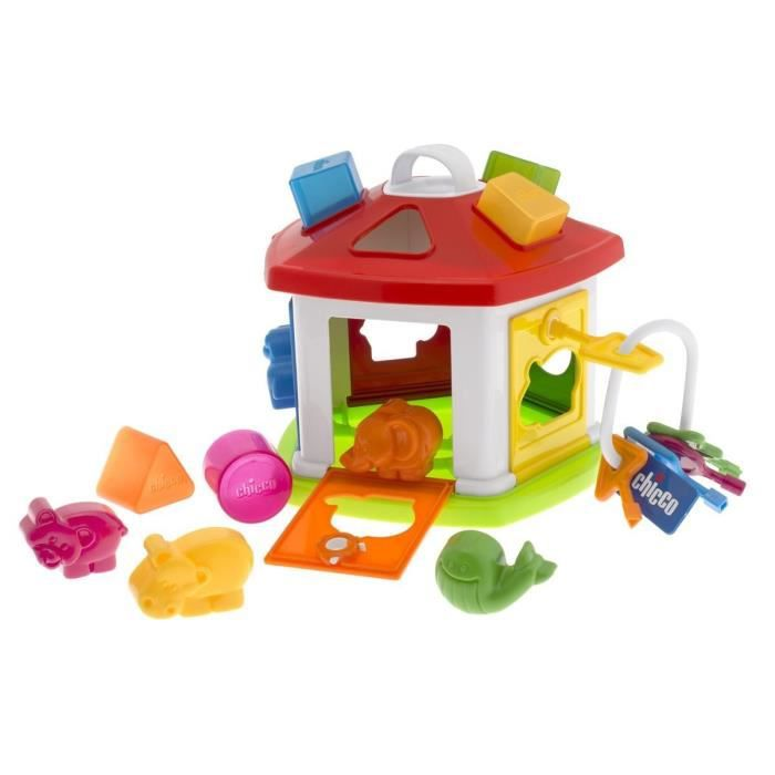 CHICCO Cottage des Animaux