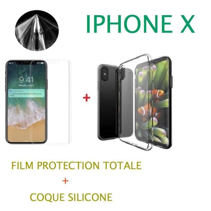 film coque iphone x