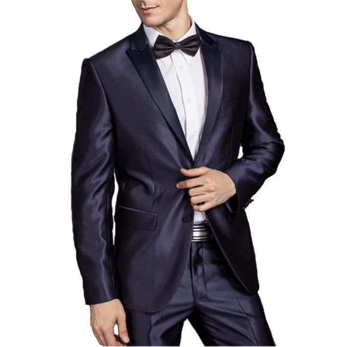 jtong costume homme 2 pieces mariage tenue de soir e f te. Black Bedroom Furniture Sets. Home Design Ideas