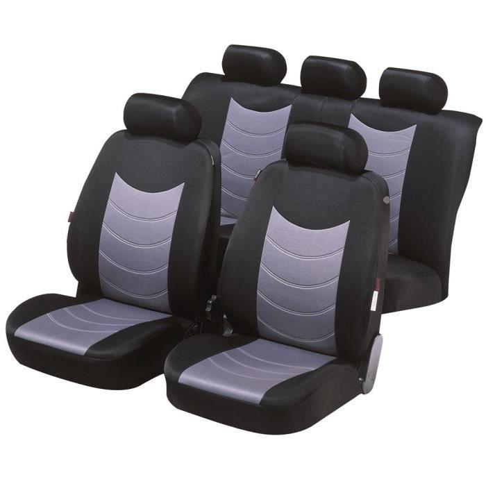 housse siege auto renault megane achat vente housse siege auto renault megane pas cher. Black Bedroom Furniture Sets. Home Design Ideas