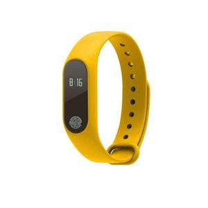 MONTRE CONNECTÉE M2 Smart bracelet cardiofréquencemètres Bluetooth