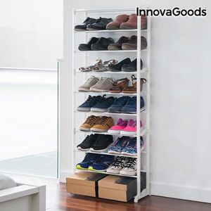 MEUBLE À CHAUSSURES Range Chaussures Meuble InnovaGoods Home Organize ...