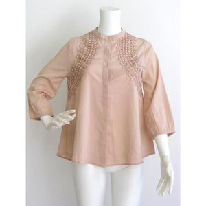 CHEMISIER - BLOUSE Chemisier manches 3/4 ICHI rose Taille 36
