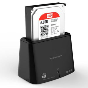 STATION D'ACCUEIL  Juce® SATA HDD Docking Station USB 3.0 disque dur