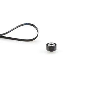 COURROIE TRAPÉZOÏDALE GATES Kit courroie d'accessoire Micro V K016PK780S