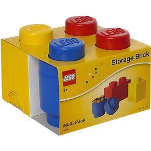 FLOCON DE MAÏS LEGO® Pack de 3 briques - 40140001 - Empilable - B