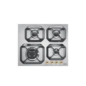 PLAQUE GAZ LOFRA HRS6G0 brossé Table de cuisson en acier valv