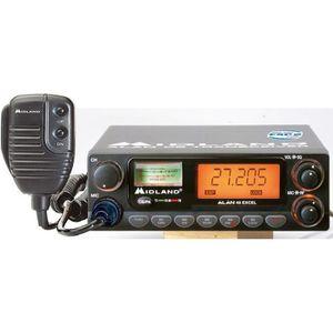 INTERCOM MOTO MIDLAND Alan 48 Plus Multi B Émetteur Radio Multi