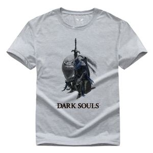 T-SHIRT T-Shirt Col Rond 100% Cotton Unisexe Motif  Dark S