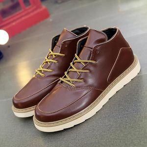 En Casual Cuir Haute Chaussures De Hommes Qualité lJ3cFTuK1