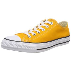 Converse Chuck Taylor All star Ox Low Orange 38 pas cher