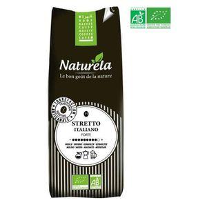 CAFÉ - CHICORÉE Naturela -250g- Café Sretto Italiano Moulu n° 11 B