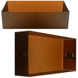 BOITE DE RANGEMENT Boite de Rangement Casier Pliable Box Pour Tiroir