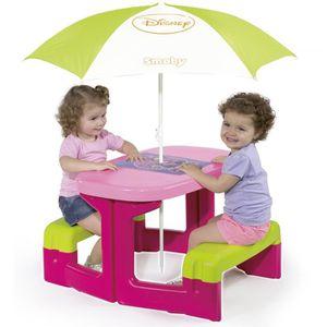 Salon de jardin plastique rose - Achat / Vente Salon de jardin ...