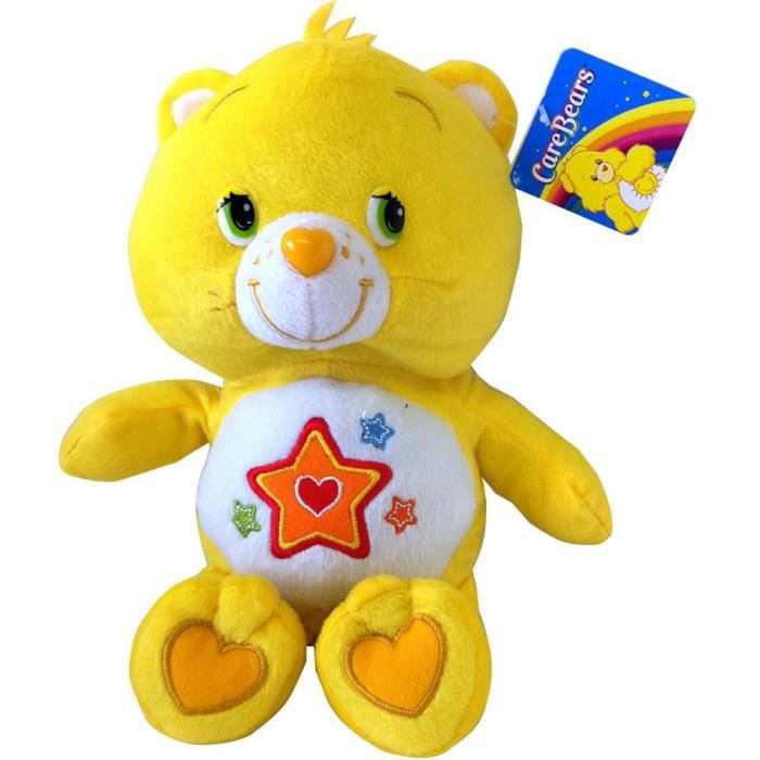 Bisounours jaune nom - Bisounours soleil ...