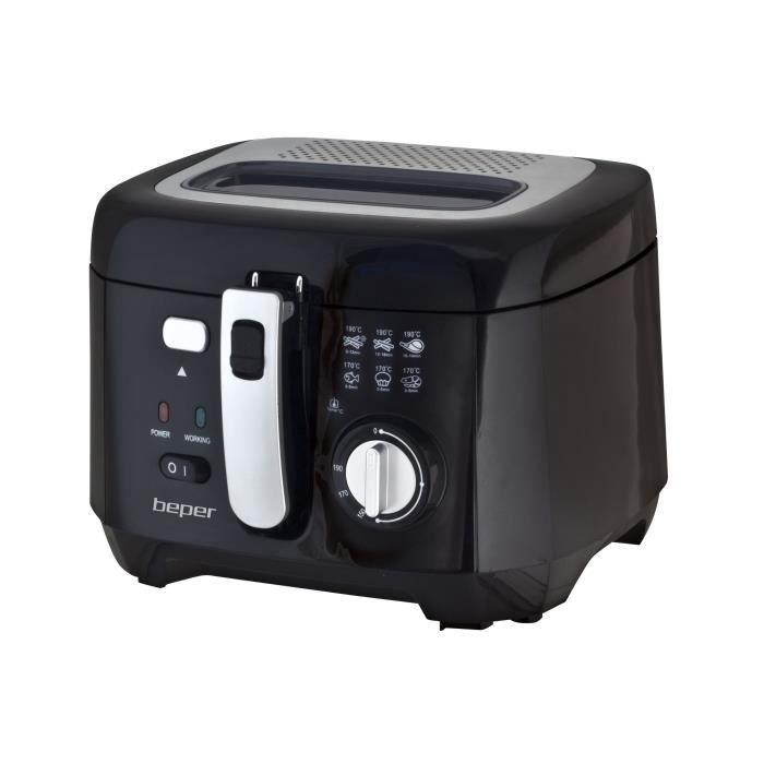 BEPER 90655 Friteuse électrique classique - Noir - Achat / Vente ...